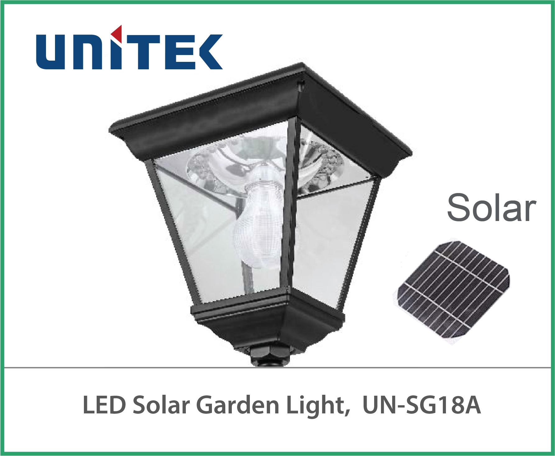 Iluminacion solar con led - Lamparas exteriores solares ...